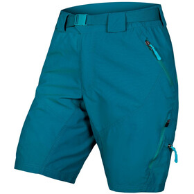 Endura Hummvee II Shorts Damen kingfisher